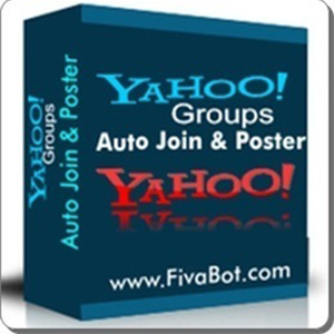 How to use and download the Yahoo Groups Auto Join & Poster program increase traffic from yahoo groups