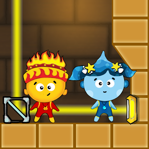 Tricks, solutions, videos and download MOD APK Fireboy In The Light Maze