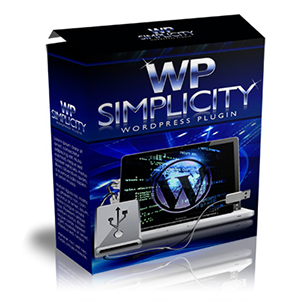 Create Blog Content with WP Simplicity plugins use and download