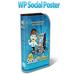 Social backlink plugin WP Social Poster use and download
