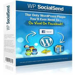 Send traffic from social with WP SocialSend plugins use and download