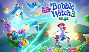 level 2 bubble witch saga 3