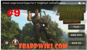 Amazon Jungle Survival Escape Level 9 Walkthrough