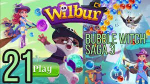 Bubble Witch Saga 3 Level 21 – Help, Walkthrough, and Video