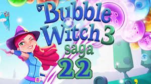 Bubble Witch Saga 3 Level 22 – Help, Walkthrough, and Video