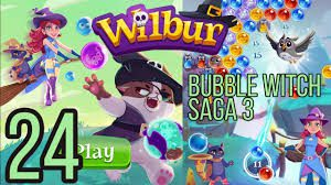 Bubble Witch Saga 3 Level 24 – Help, Walkthrough, and Video