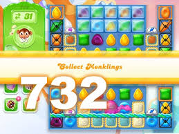 Candy Crush Jelly Saga 732