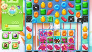Candy Crush Jelly Saga 734