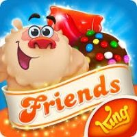 new candy crush friends saga facebook king games